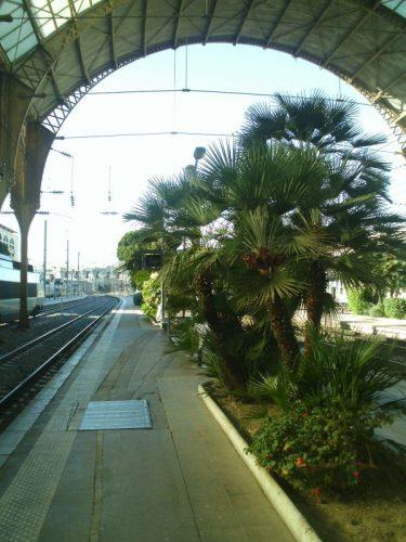 Monaco tren station
