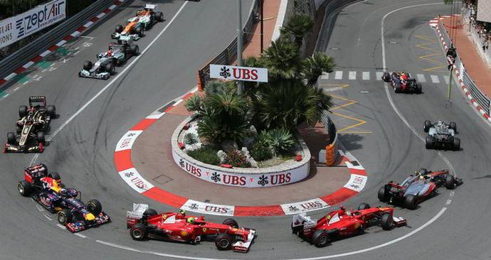 Monaco Formula 1 2011