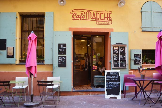 Image result for cafe marche nice
