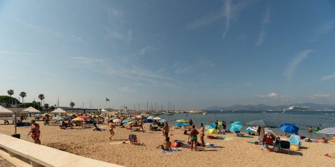 cannes beaches bijou plage