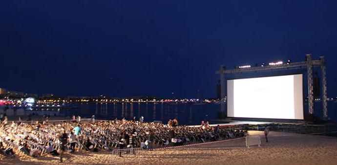 Mace Strand - Cannes Filmfestspiele