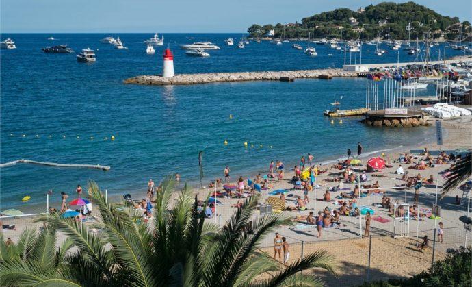 Spiaggia Cros deï Pin