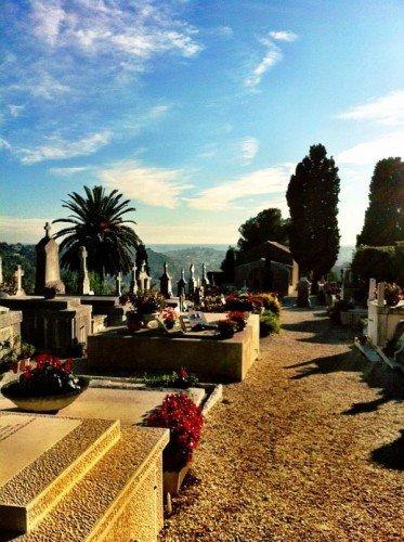 Cementery Saint Paul de Vence