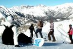 Ski French Alps